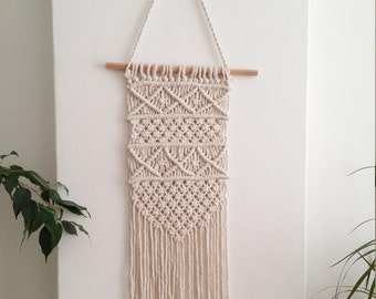 Wall Hangings Etsy macrame wall hanging | etsy