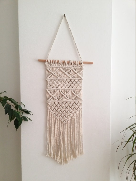 Macrame wall hanging, woven wall hanging, woven wall tapestry, boho wall hanging, wall tapestry, macrame, boho home decor, textile hanging