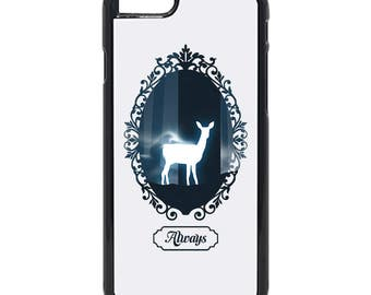 """Harry Potter Snape """"Always"""" Inspired iPhone 6/6S/6+/7/7+  Case"""