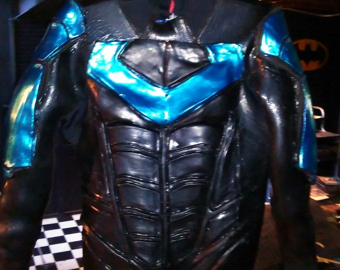Featured listing image: Nightwing Arkham City Armored Full Suit