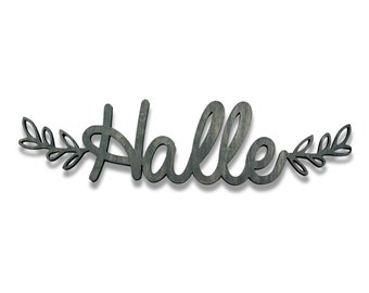 "30-36"" Wedding Name Sign 