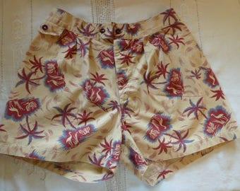 1950' Vintage swim trunks walking shorts