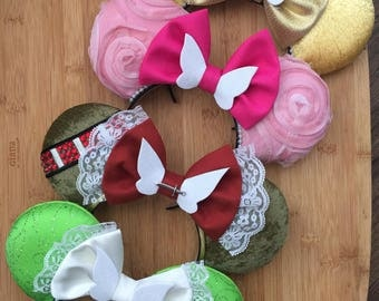 Rosetta Pixie Inspired Mouse Ears