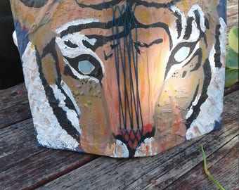 Tiger sketch book/ Journal