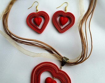 Necklaces and earrings SALE
