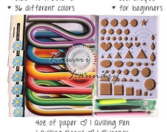 Scrapbook Starter Quilling Paper Tools Rolling Craft Decoration Simple Beginner Tool Kit