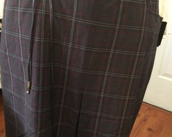 Vintage Sag Harbor Size 12 Skirt with tags