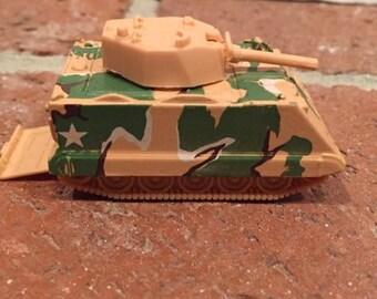 Hot Wheels Battle Tank/Troop Transport 1983
