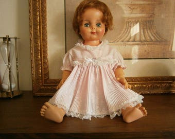 Ideal Baby Doll 1958 Cream Puff
