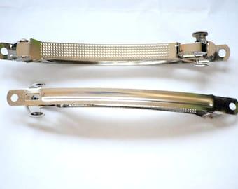 5 hair clips hair clip 10 x 0.7 cm
