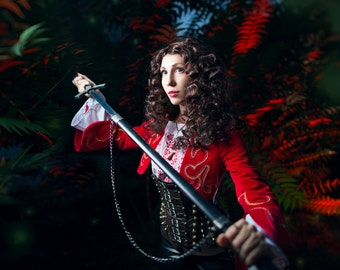 SALE -15% Anna Valerious Van Helsing vampire hunter cosplay