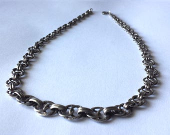 Vintage Silver Chain 835