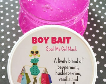 SALE! Boy Bait 3 OZ Spoil Me Gel Mask - Face Mask - Being Discontinued!