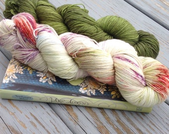Hand Dyed Yarn - Jane Austen Set - Northanger Abbey