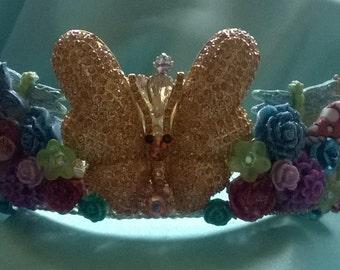 Butterfly Fairy Crown/Tiara