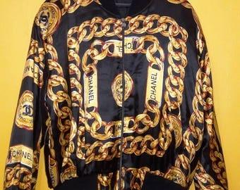 Vintage Bomber jacket Medium size