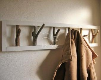 Modern Wall Coat Rack modern coat hook   etsy