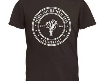 Joshua Tree National Park Mens T Shirt