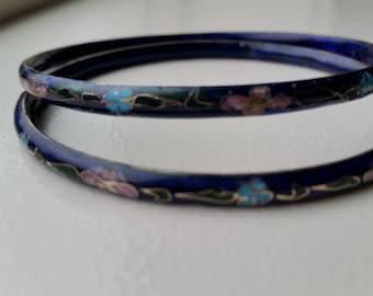 Cloisonné Bracelets