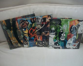 JAZZIZ Lot Of 4 CD's
