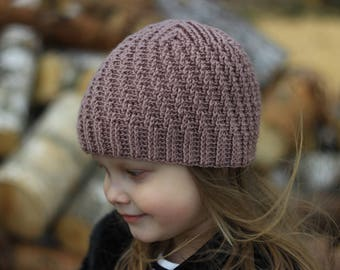 Crochet pattern hat, patterns hat, crochet hat (Toddler, Child, and Adult sizes) Pattern , crochet hats - PDF pattern - spring hat pattern