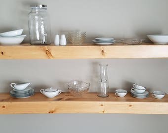 Floating Shelves - Shipping Included in Price!