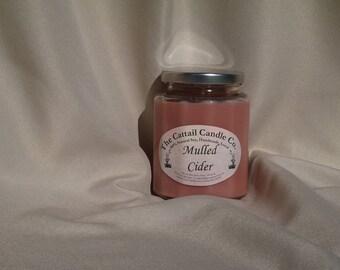 Mulled Cider - 100% Soy Candle, 12 fl oz