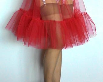 Simple tulle petticoat, diferent colors and lenghts