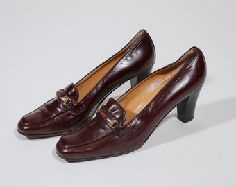 GUCCI - Leather shoes