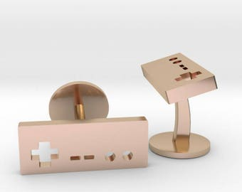 Nintendo NES Cufflinks |  Wedding Geek & Gaming Cuff links | Available as Sets