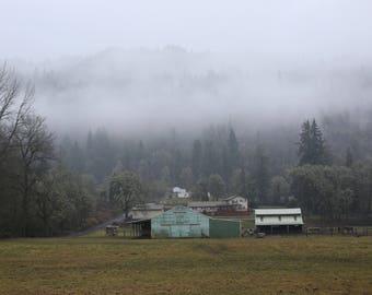 Oregon, Before Rain