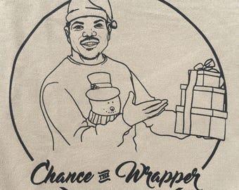 Chance the Wrapper Sweatshirt -- Crewneck
