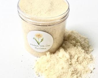 CINNAMON VANILLA SCRUB | Organic Sugar Scrub | Vegan Body Scrub | Organic Body Scrub | Natural Body Scrub | Cinnamon Body | Body Scrub | Scr