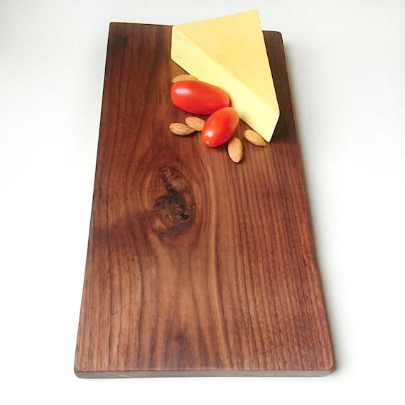 Unique Wood Cutting Board Cheese Board Charcuterie Board