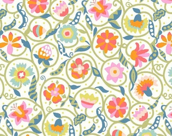 Liberty of London Le Temps Viendra A  Tana Lawn Cotton Half Yard