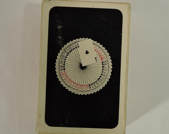 Custom Made Playing Poker Cards Set of 2 Decks Vintage