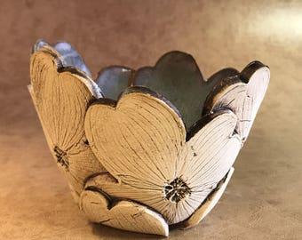 Small Dogwood Bowl 6