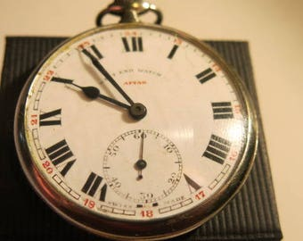 West End Watch Co. Pocket Watch