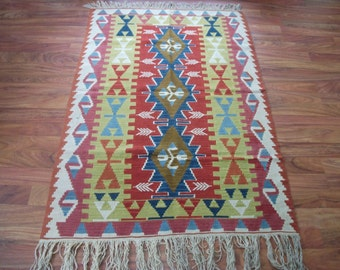 vintage turkish kilim , 172 x 113 cm , 5.6 x 3.7 feet, nomad kilim, turkish kilim, turkishe kilim , handmade kilim rug, kitchen kilim,
