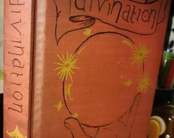Divination Spell book, blank inside
