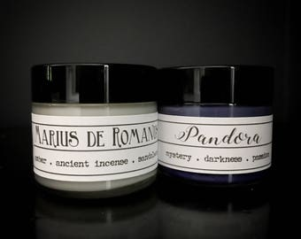 Pick 2! 2oz Vampire Chronicles Soy Candles