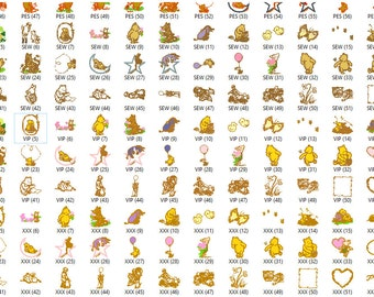 Disney Classic Winnie The Pooh Embroidery Designs
