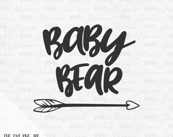 Papa Bear Svg Etsy