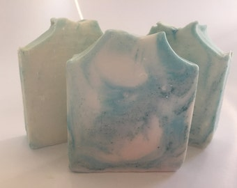 Handmade Ocean Mist Soap Bar