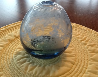 Vintage Caithness Glass Vase/Paper Weight