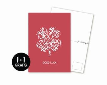 map ' Good Luck '