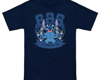 Experimental Gym   T-Shirt