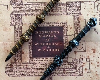 Olivander's Wizarding Wand Pens (Gryffindor, Slytherin, Ravenclaw, Hufflepuff Hogwarts Houses)