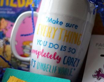 Matilda Inspired Mug