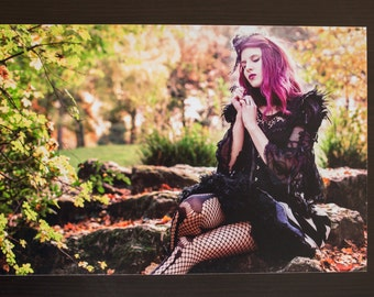 "Photography alternative gothic ""Mansion Doll"" - Format A4 20x30cms - Namidael photographs"